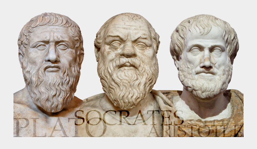 Busts Of Socrates Plato And Aristotle Socrates