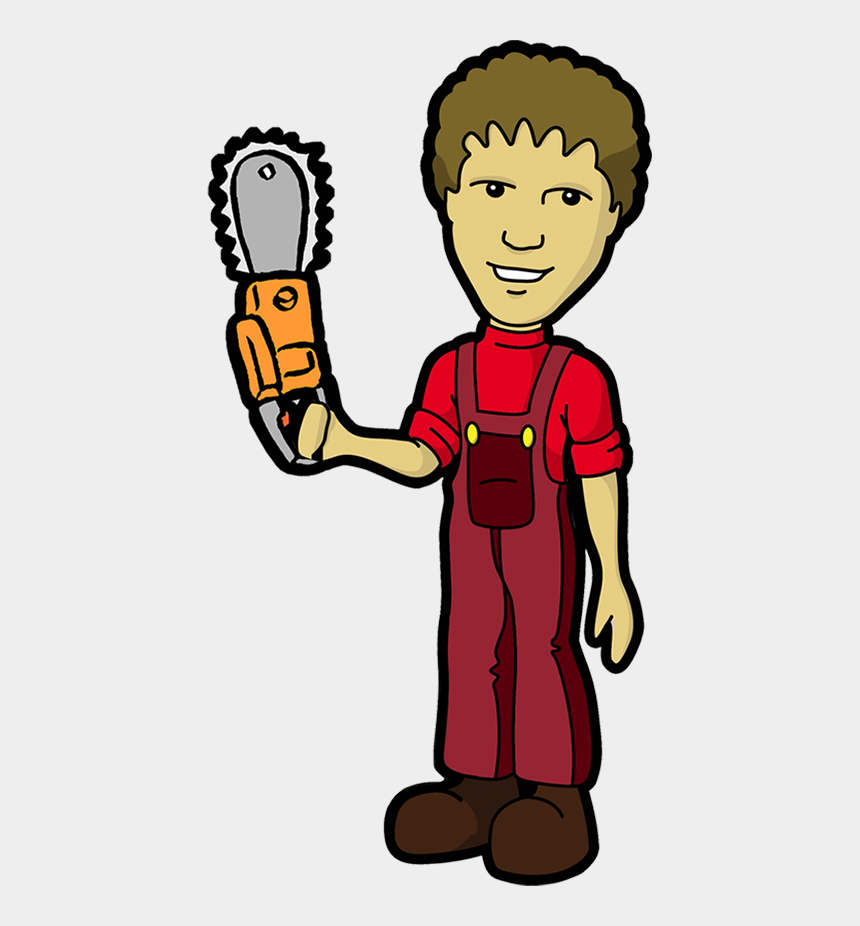 man mowing lawn clipart, Cartoons - Learn More