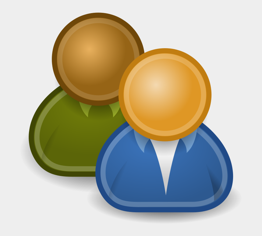 users clipart, Cartoons - System Users Png