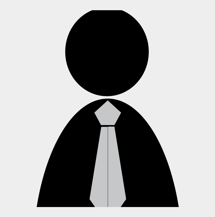 users clipart, Cartoons - Man In Tie Icon