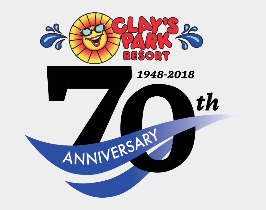 70th birthday clipart, Cartoons - Founder's Weekend 70th Anniversary Celebration - Clays Park
