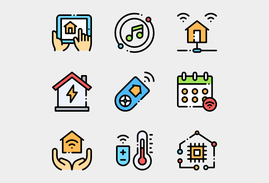 building houses clipart, Cartoons - Homes Vector Home Building - Web Design Icon