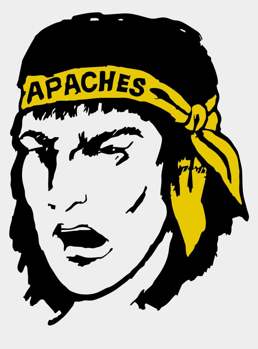 junior high school clipart, Cartoons - Fairview Apaches Sherwood Ohio