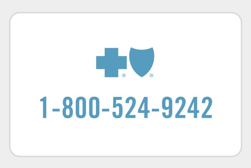 phone book clipart, Cartoons - 1 800 524 - Phone Number Blue Cross Number