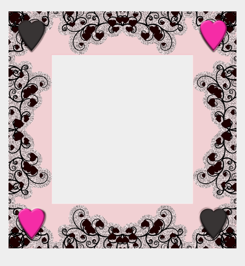 valentine's day black and white clipart, Cartoons - Frame Photo Frame Valentine Free Picture - Picture Frame