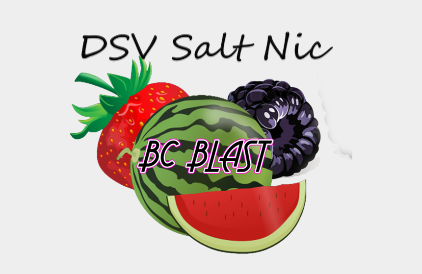 juice pouch clipart, Cartoons - Dsv Salt Nic Bc Blast - Seedless Fruit
