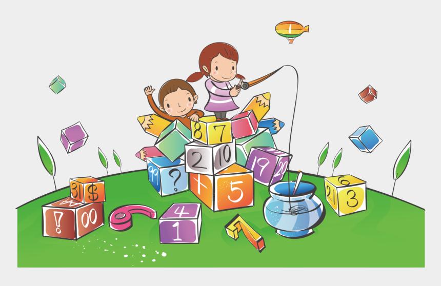 child learning clipart, Cartoons - Kids Urdu Qaida Child Learning Numbers Toddlers Ⓒ - Kids Learning Illustration