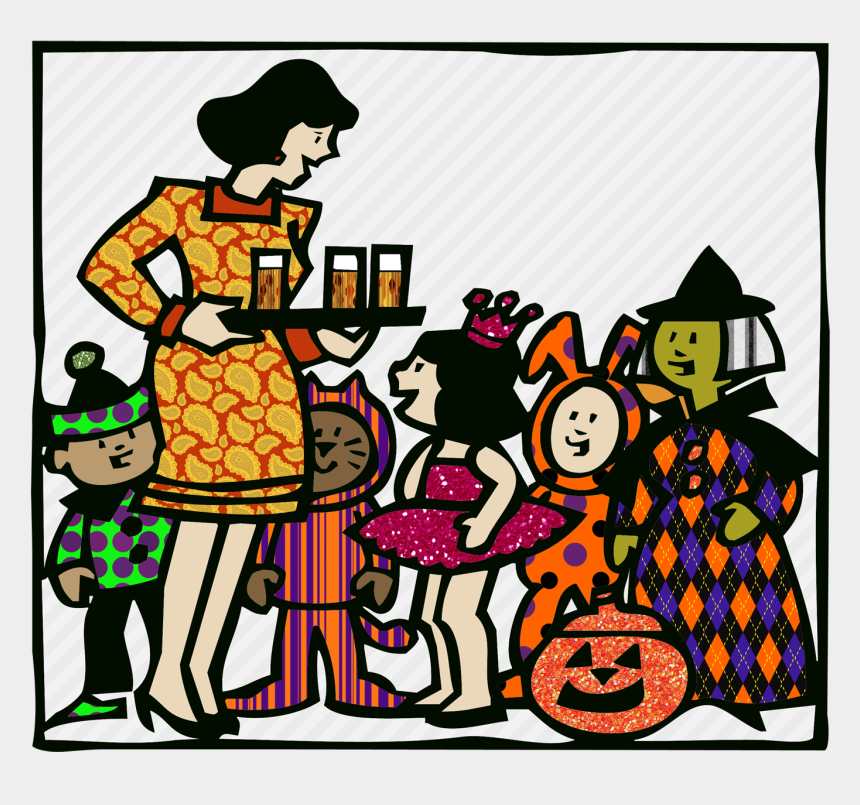 halloween costume party clipart, Cartoons - Halloween Clip Art