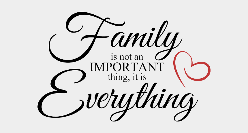we are family clipart, Cartoons - Family Of 7 Needs A Lift Up By Amy Henry Moore - Calligraphy