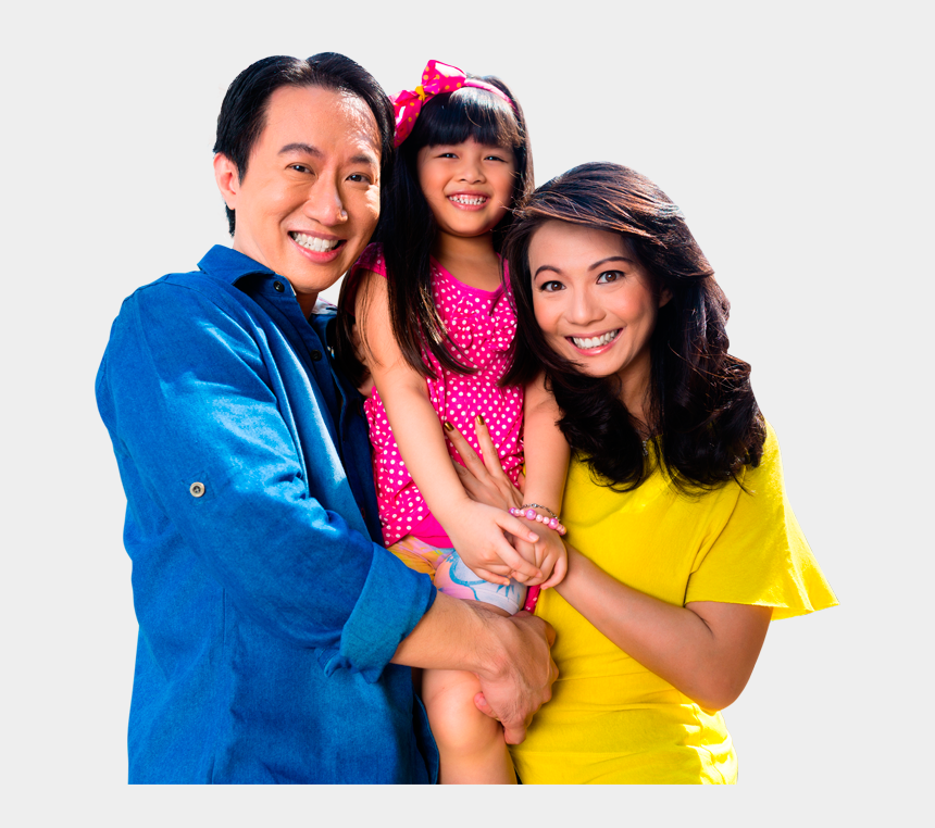 family & friends clipart, Cartoons - Surrey's Trusted Family Practice - Chinese Family At Home Modern