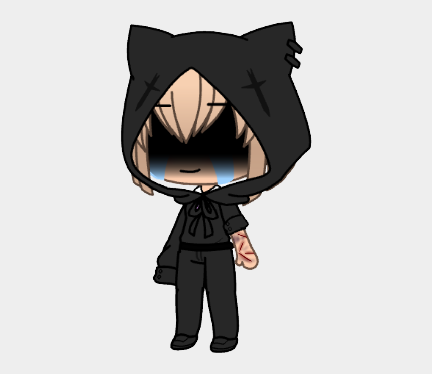 sad tooth clipart, Cartoons - #gachalife #gacha #triste #sad #freetoedit - Imagem Triste De Gacha