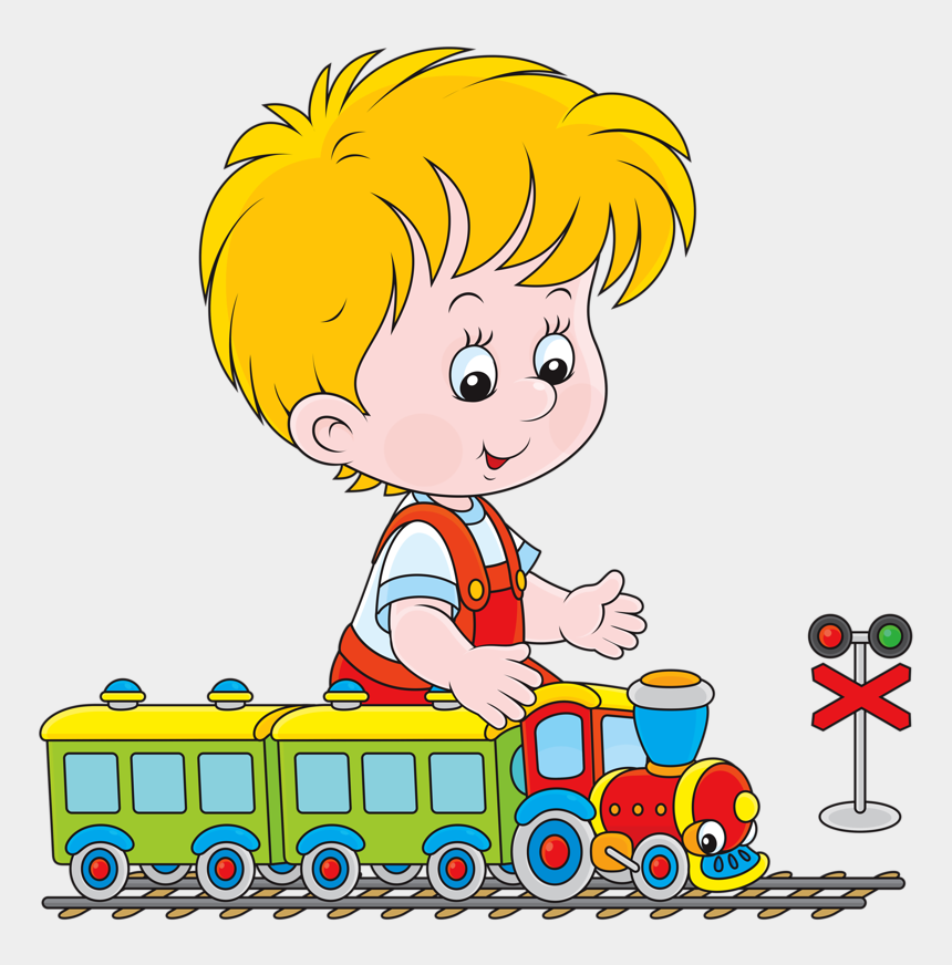 playing with toys clipart, Cartoons - Фото, Автор Soloveika На Яндекс - Playing Train Toy Clipart
