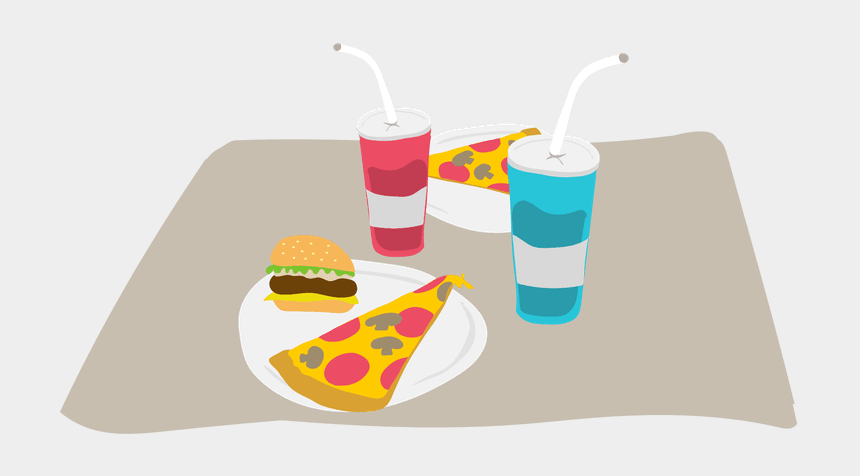 food chains clipart, Cartoons - Dietary Advice For Dining Out Healthy An Ⓒ - Fast Food