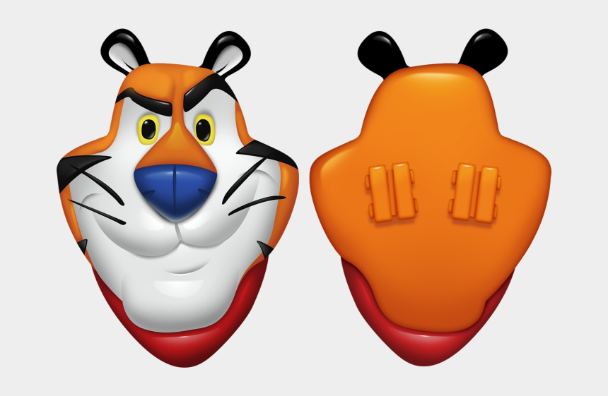 tony the tiger clipart, Cartoons - Tony The Tiger Bike Spokes