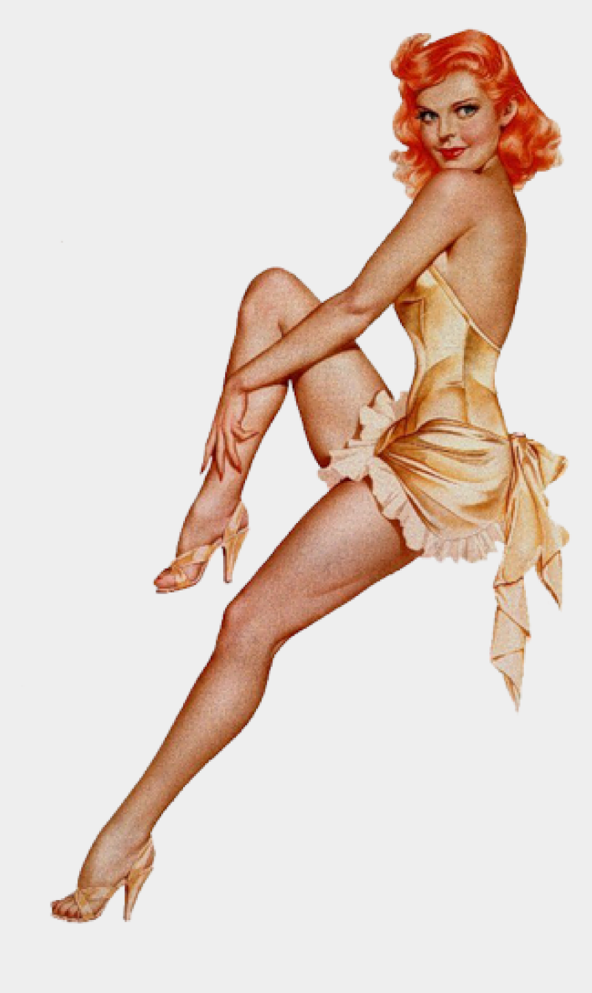 free pin up girl clipart, Cartoons - Pin Up, Png Format With Transparent Background - Pin Up Girls