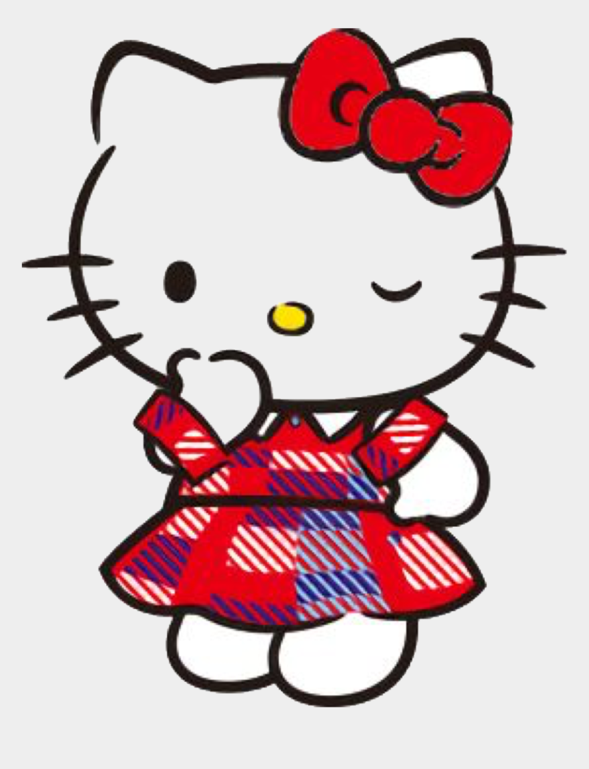clipart hello, Cartoons - Hello Kitty, Clip Art, Pictures - Hello Kitty Png Transparent