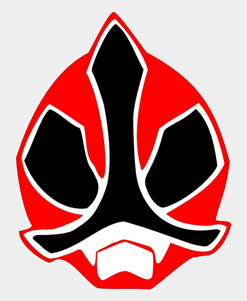 pink power rangers clipart, Cartoons - How To Make Power Rangers Samurai Masks January 6, - Red Power Ranger Logo
