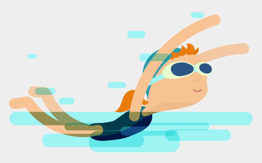 Swimmer Silhouette Png Swimming Girl Png Cliparts Cartoons Jing Fm