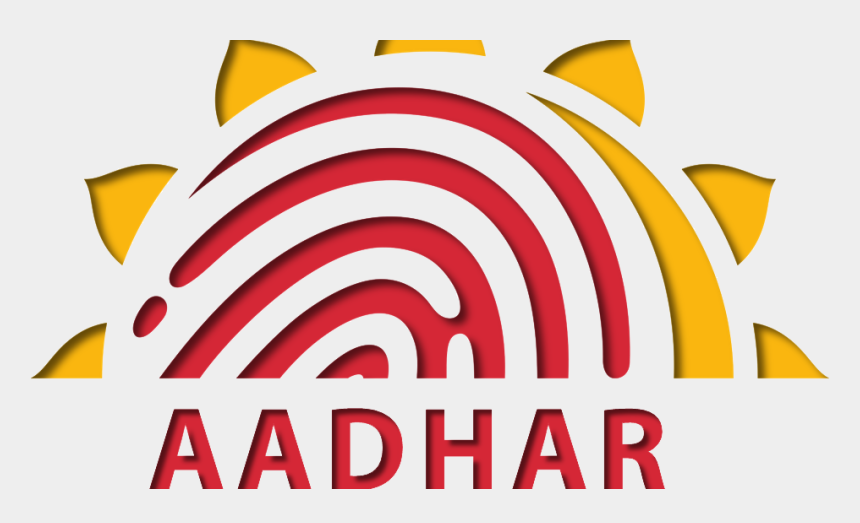 voting clipart, Cartoons - Topic Electoral Reforms Change Org Aadhar For Ⓒ - Aadhar Card Logo Download