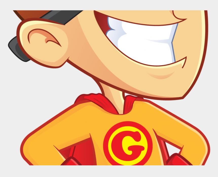 nerd clipart, Cartoons - Free Superhero Nerd Geek People High Resolution Clip - Nerd Superhero