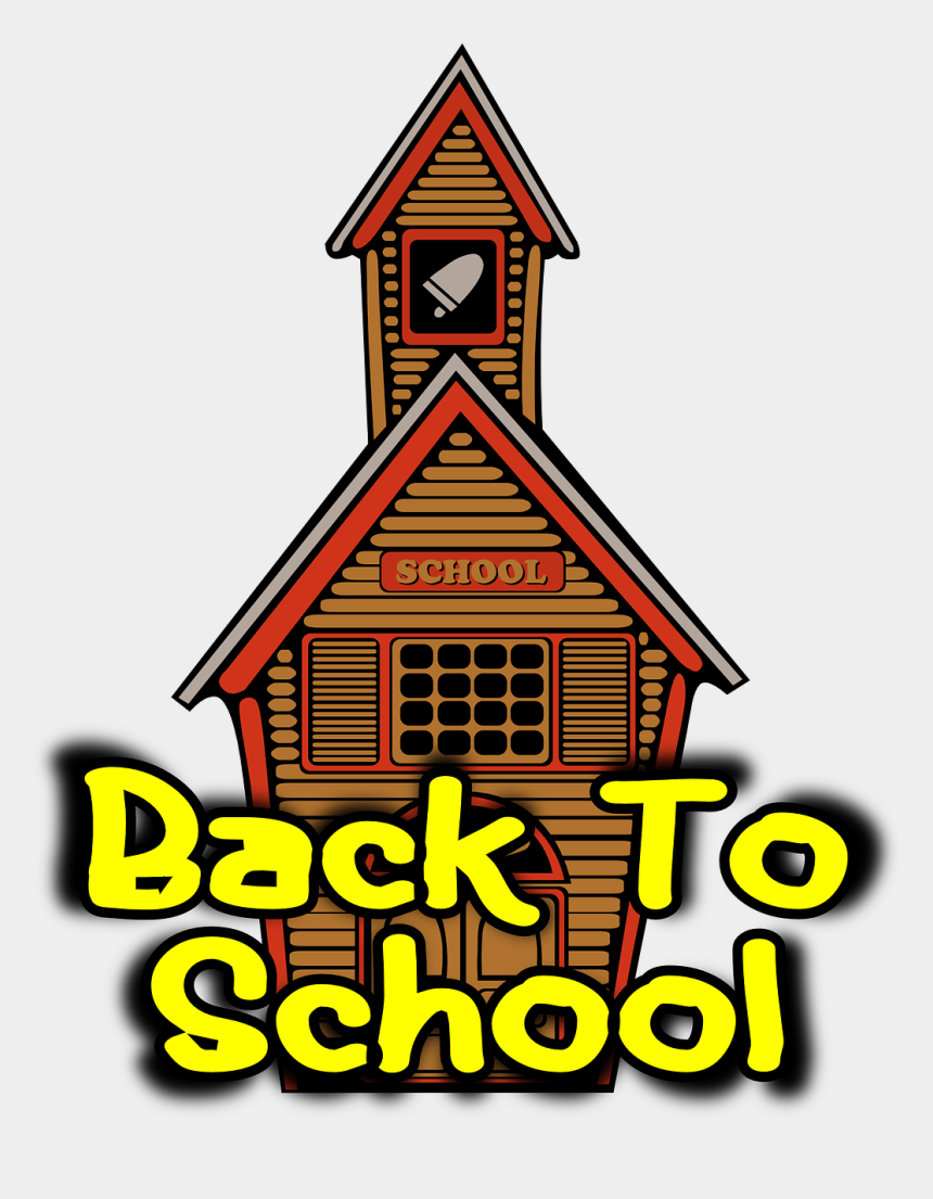 going to school clipart, Cartoons - Back To School School Back Student Going Education - Free Clip Art Back To School