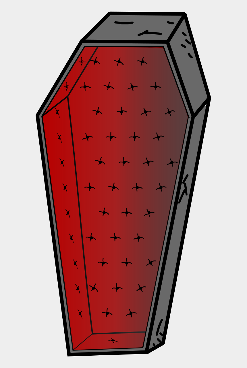 coffin clipart, Cartoons - Coffin Clipart Transparent