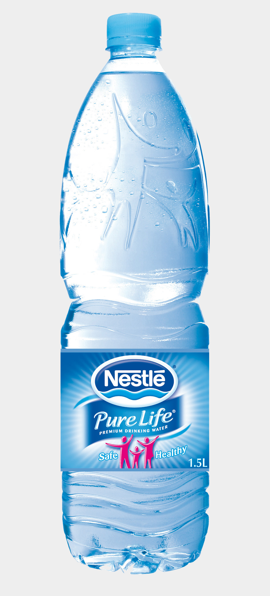 water bottle clip art, Cartoons - Water Bottle Png Image - Plastic Water Bottle Nestle