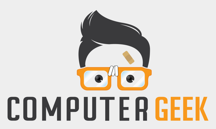 nerd clipart, Cartoons - Computer Clip Geek - Geek Png Logo