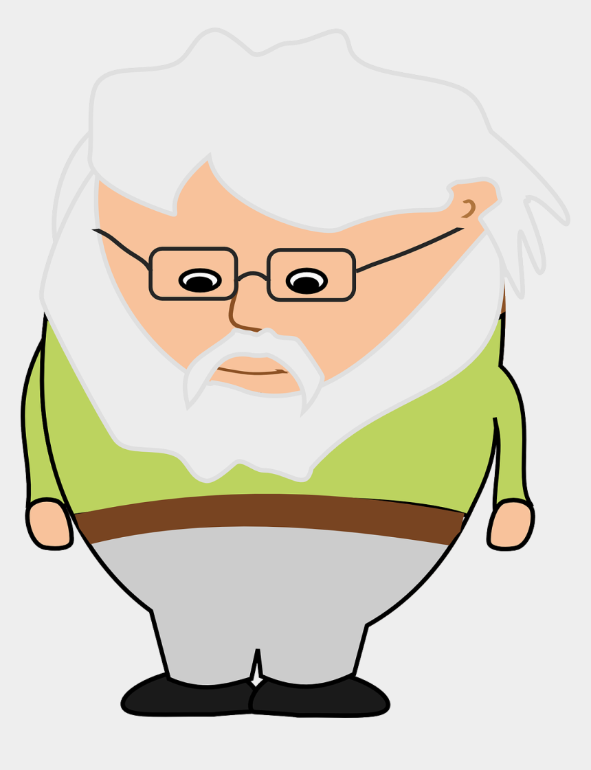 person thinking clipart, Cartoons - Free Man Pictures - Clipart Old Man