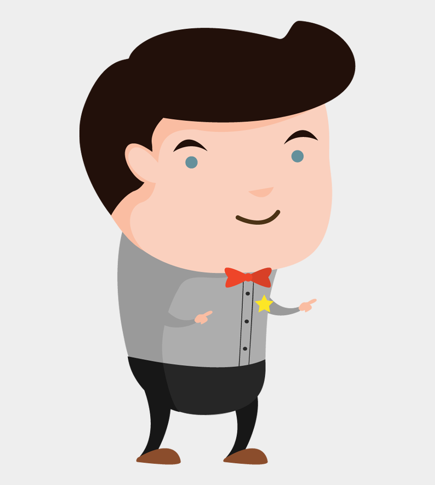person thinking clipart, Cartoons - Cartoon People Png - Cartoon Guy No Background