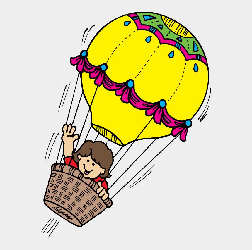 hot clipart, Cartoons - Air Clipart Vintage - Air Balloon Clip Art