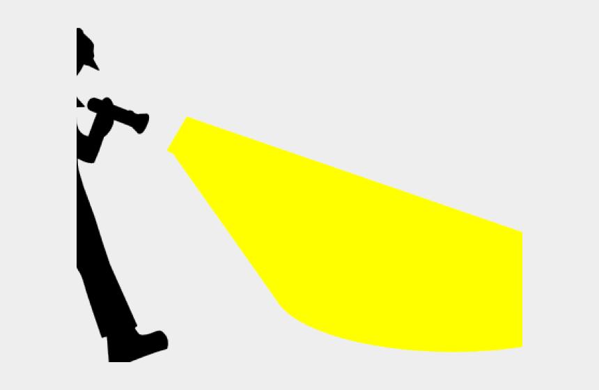 Flashlight Cliparts Black - Cliparts Zone