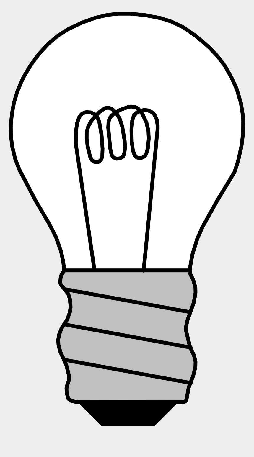 graphic about Light Bulb Printable named Lightbulb Clipart Printable - Mild Bulb Off Clipart