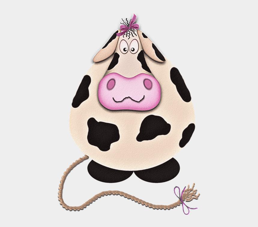 fat cow clipart, Cartoons - Fat Cow - Cartoon