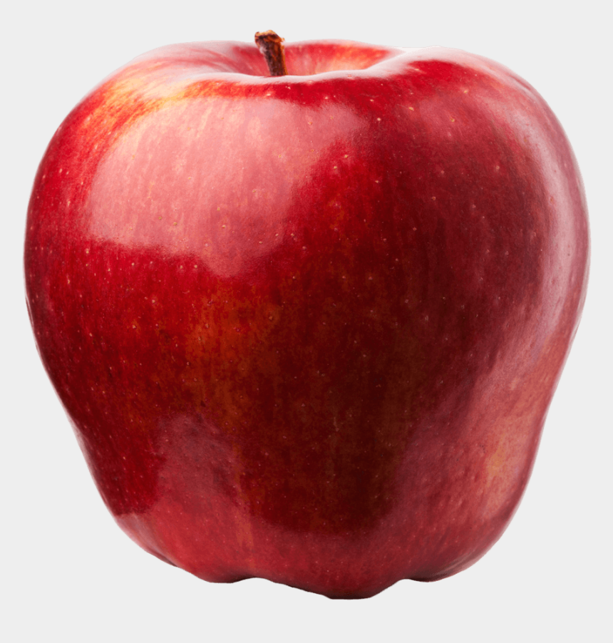 apple with a bite out of it clipart, Cartoons - Early Red One - Red Delicious Apple Png