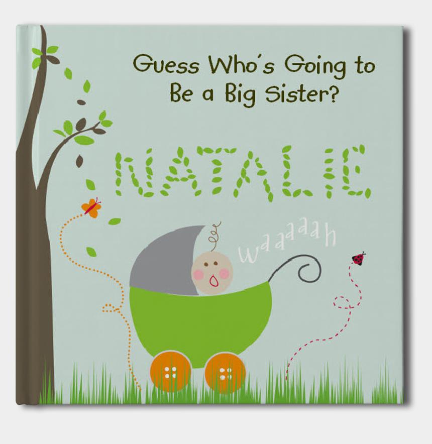 big sister little sister clipart, Cartoons - Big Sister Book