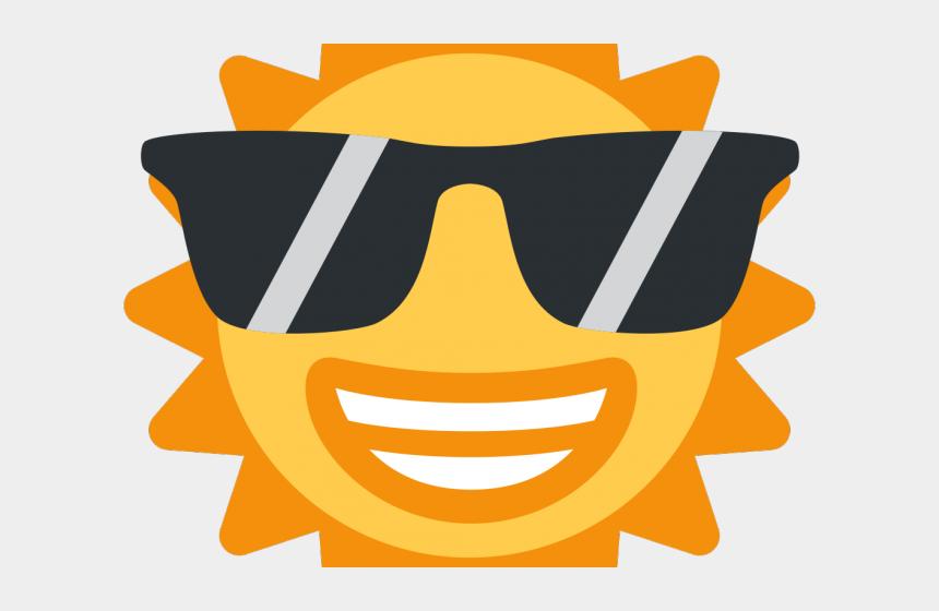 sunglasses day clipart, Cartoons - Sunglasses Emoji Clipart Discord - Discord Emoji