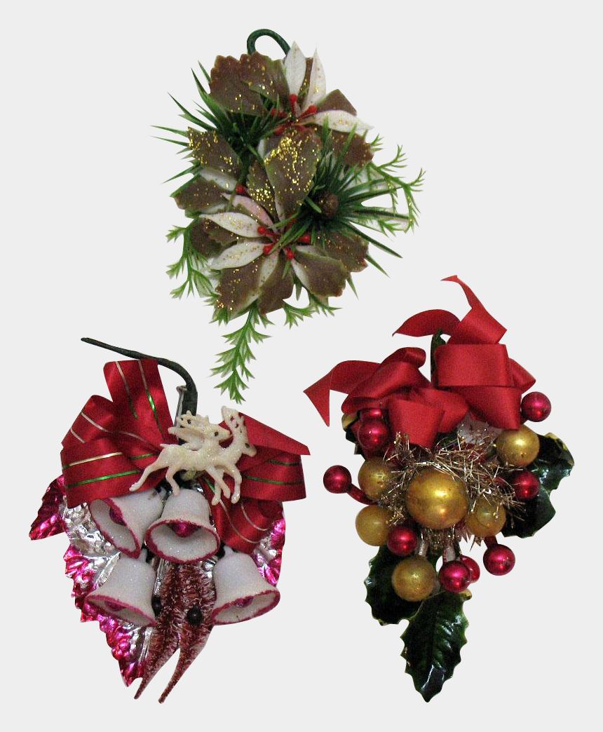 vintage christmas tree clipart, Cartoons - Vintage Christmas Ornaments Png - Christmas Ornament