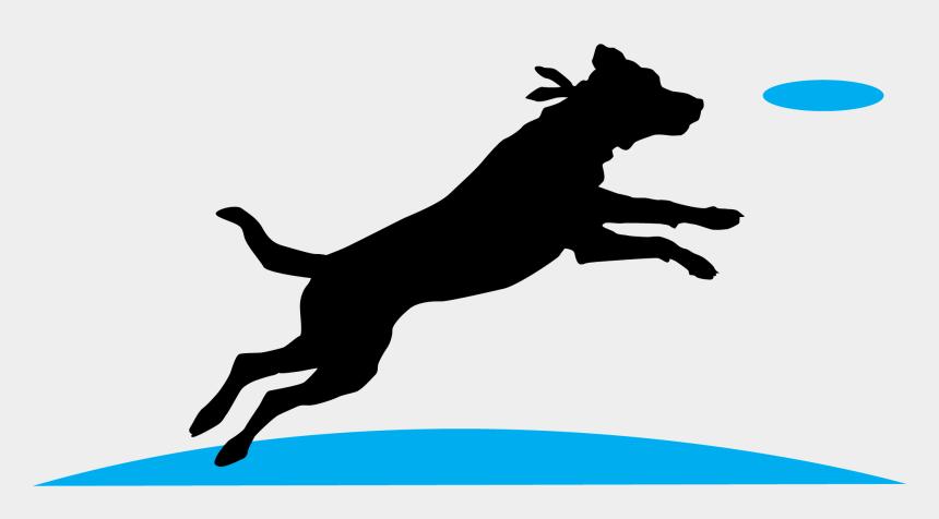running clipart gif, Cartoons - Children Running Clipart - Jumping Dog Clip Art