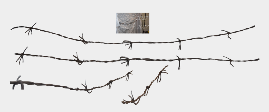 barbed wire fence clipart, Cartoons - Barbed Wire Png