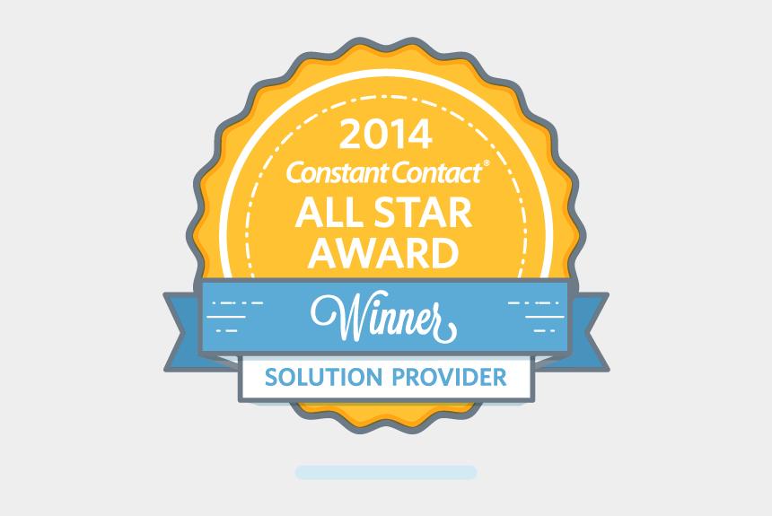 asthma inhaler clipart, Cartoons - Ctct Certified Cmyk All Stars Logo 2014 Rgb Sp Version - Constant Contact All Star Award Winner