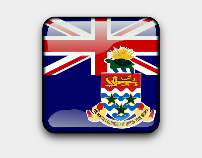 islands clipart, Cartoons - Flag Of The Cayman Islands Flags Of Europe National - Cayman Islands National Symbols