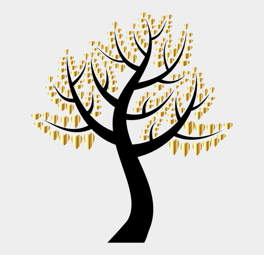 tree drawing clipart, Cartoons - Tree Clipart Clipart Tree Drawing - Clipart Tree Trunk