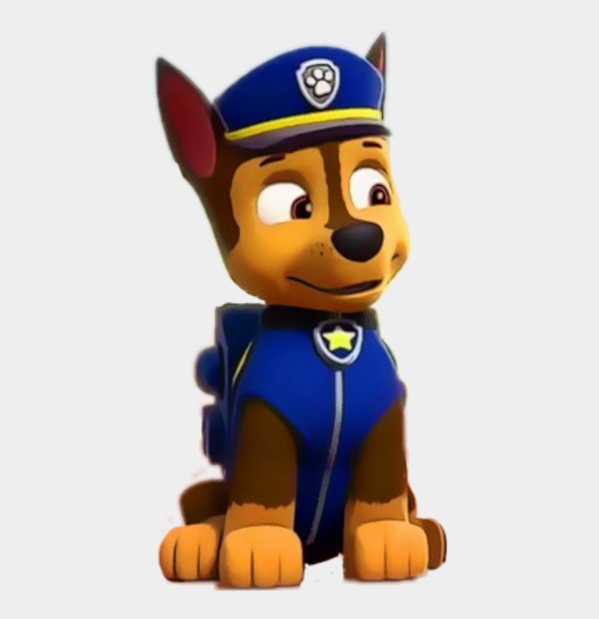 paw patrol chase clipart, Cartoons - Chase Sticker Png - Paw Patrol Chase Stickers