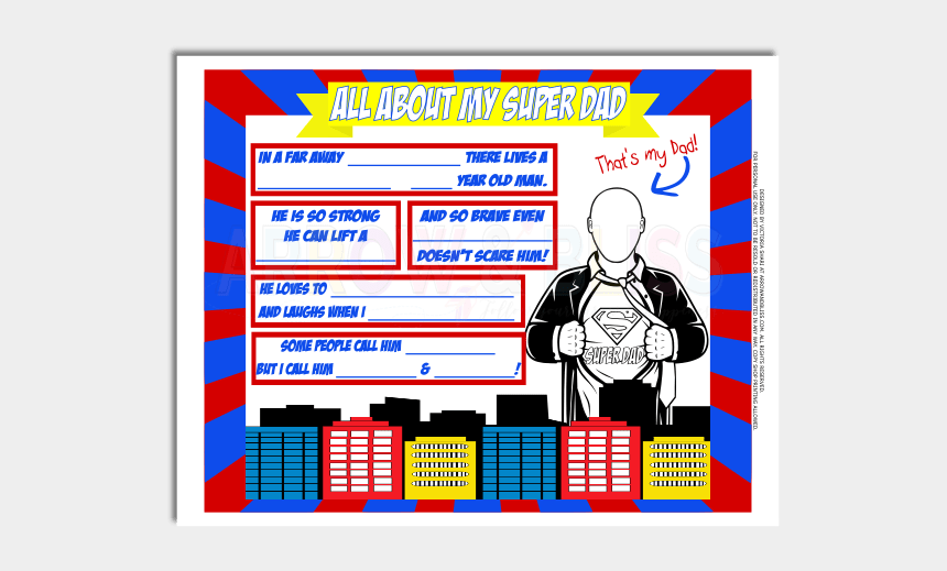 father's day clipart free, Cartoons - Grab Your Free All About Dad Father's Day Printable - All About Daddy Printable Free