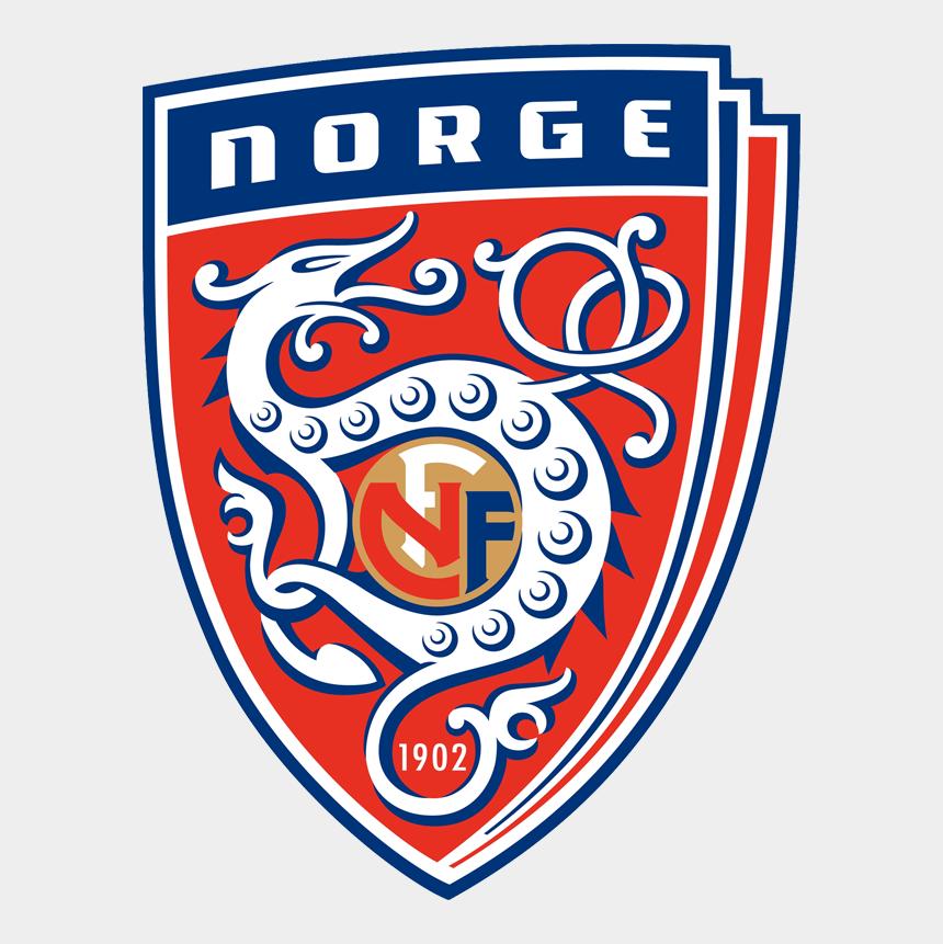 norway clipart, Cartoons - I - Norway National Football Team Logo