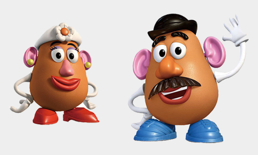 toy story alien clipart, Cartoons - Mr Potato Head Toy Story Png - Toy Story Egg Character