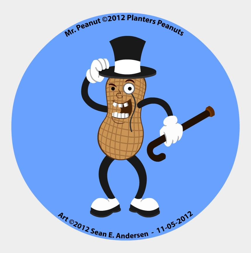 peanuts clipart free, Cartoons - Peanuts Clipart Peanut Mr - Planters Peanuts Fan Art