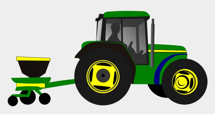 case tractor clipart, Cartoons - Tractor Clipart Planter - John Deere Tractor Clipart