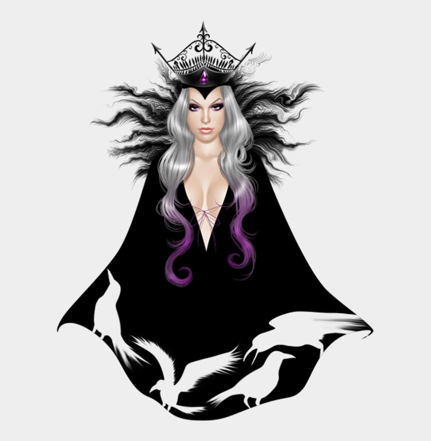 stepmother clipart, Cartoons - Tubes 3d Artist Anna Liwanag - Halloween Girl Vampire Clipart